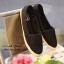 รองเท้าคัทชูลูกไม้ (สีดำ) thumbnail 2