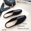 รองเท้า Slipper ทรงเปิดส้น (สีครีม) thumbnail 9