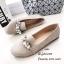 รองเท้า Loafer Style MIUMIU (สีเทา) thumbnail 2