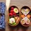 (พรีออเดอร์) กล่องข้าวไม้ กล่องข้าวญีปุ่น เบนโตะ กล่องห่ออาหารกลางวัน ไม้แท้ ลายสวย ปลอดภัย ทรงเม็ดถั่ว สองชั้น สีบีช thumbnail 8