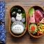 (พรีออเดอร์) กล่องข้าวไม้ กล่องข้าวญีปุ่น เบนโตะ กล่องห่ออาหารกลางวัน ไม้แท้ ลายสวย ปลอดภัย ทรงเม็ดถั่ว สองชั้น สีบีช thumbnail 7