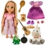 Rapunzel Doll Gift Set - DisneyAnimators' Collection thumbnail 1