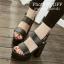 รองเท้าส้นตึก Style Nanda (สีขาว) thumbnail 10