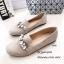 รองเท้า Loafer Style MIUMIU (สีเทา) thumbnail 1
