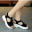 รองเท้าลำลองแต่งซิปสไตล์เกาหลี thumbnail 2