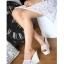 รองเท้า Platform สไตล์เกาหลี (สีขาว) thumbnail 4