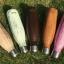 (พรีออเดอร์) กระบอกน้ำสุญญากาศสแตนเลสลายไม้สีไม้สัก สีเขียว สีบีช สีม่วง สีน้ำตาลเข้ม thumbnail 3