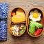 (พรีออเดอร์) กล่องข้าวไม้ กล่องข้าวญีปุ่น เบนโตะ กล่องห่ออาหารกลางวัน ไม้แท้ ลายสวย ปลอดภัย ทรงเม็ดถั่ว สองชั้น สีบีช thumbnail 5