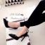 รองเท้าคัทชูสีดำเรียบ thumbnail 2
