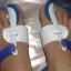 อุปกรณ์คั่นนิ้วเท้า เพื่อปรับโครงสร้างกระดูกข้อนิ้วเท้า thumbnail 9