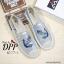 รองเท้าคัทชูสวมกากเพชรลายสมอ (สีทอง) thumbnail 5