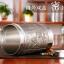 (พรีออเดอร์) แก้วน้ำชาดีบุก ใส่น้ำร้อนน้ำเย็น ดีบุกหล่อรูปเรือ รูปพระราชวัง และรูปมังกร 3 แบบ thumbnail 6