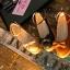 พร้อมส่ง : รองเท้าคัชชูแฟชั่นแต่งโบว์ (สีดำ) thumbnail 5