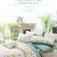 (Pre-order) ชุดผ้าปูที่นอน ปลอกหมอน ปลอกผ้าห่ม ผ้าคลุมเตียง ผ้าฝ้ายพิมพ์ลายดอกไม้สไตล์วินเทจ แมรี่แลนด์เซ็ท thumbnail 3