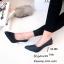 รองเท้าคัทชูกลิตเตอร์ส้นโลโหะ (สีเงิน) thumbnail 4