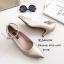 รองเท้าคัทชูซาฟีโน่แต่งสายรัด (สีทอง) thumbnail 2