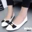 รองเท้าคัทชูหนังนิ่ม Style Dior (สีดำ) thumbnail 14
