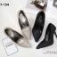 รองเท้าคัทชูส้นสูงกลิตเตอร์ (สีทอง) thumbnail 7