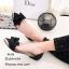 รองเท้าคัทชูพียูใส (สีดำ) thumbnail 1