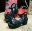 พร้อมส่ง : รองเท้าแฟชั่น Style Nanda Shoes (สีดำ) thumbnail 2