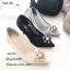 รองเท้าคัทชูลูกไม้ Style Roger Vivier (สีดำ) thumbnail 11