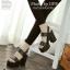 รองเท้าส้นตึก Style Nanda (สีขาว) thumbnail 9
