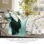 (Pre-order) ชุดผ้าปูที่นอน ปลอกหมอน ปลอกผ้าห่ม ผ้าคลุมเตียง ผ้าฝ้ายพิมพ์ลายดอกไม้สไตล์วินเทจ แมรี่แลนด์เซ็ท thumbnail 4
