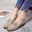 รองเท้าคัทชูทรงสวม Style Gucci (สีดำ) thumbnail 5