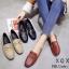 รองเท้าคัทชูทรงสวม Style Gucci (สีเลือดหมู) thumbnail 9