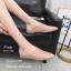 รองเท้า Slipper ทรงเปิดส้น (สีครีม) thumbnail 12