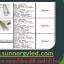 LED parking lot sensor light STC-QF-PLS8W thumbnail 1