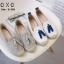 รองเท้าคัทชูแต่งพู่ (สีขาว) thumbnail 7