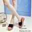 รองเท้าแตะลำลองหนังกลับ (สีชมพู) thumbnail 6