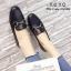 รองเท้าคัทชูทรงสวม Style Gucci (สีดำ) thumbnail 3
