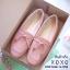 รองเท้าส้นแบน Style Tods (สีดำ) thumbnail 3
