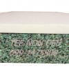 ที่นอนฟองน้ำอัด เสริมท็อปบนด้วยยางพารา Monozone 2 นิ้ว