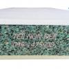 ที่นอนฟองน้ำอัด เสริมยางพารา Monozone 1 นิ้ว บน-ล่าง