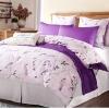 (Pre-order) ชุดผ้าปูที่นอน ปลอกหมอน ปลอกผ้าห่ม ผ้าคลุมเตียง ผ้าฝ้ายพิมพ์ลายดอกไม้สไตล์วินเทจ แมสซาซูเซตเซ็ท