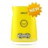 เครื่องทำไข่ม้วนกระบอกคู่ Sorge สีเหลือง