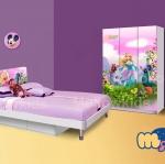 ชุดห้องนอน เด็กผู้หญิง รุ่น Princess Diary
