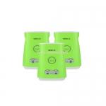 เครื่องทำไข่ม้วนกระบอกคู่ Sorge สีเขียว จำนวน 3 เครื่อง