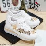 รองเท้าผ้าใบ DOLCE&GABBANA (สีขาว)
