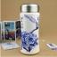(Pre-order) ขวดน้ำสุญญากาศเซอรามิก ขวดแก้วน้ำเซอรามิก 4 ลาย คือ ภาพดอกบัว ภาพดอกไม้ ภาพดอกไม้มีกรอบ และภาพม้าเซียนเหยียบเมฆ thumbnail 4