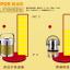 Pre-order ปิ่นโต กล่องอาหารสูญญากาศสแตนเลสเก็บความร้อน 2 ชั้น ความจุ 1.9 ลิตร สีเหลือง thumbnail 7