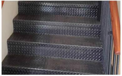 แผ่นเหล็กลาย Checker Plate สารพัดประโยชน์