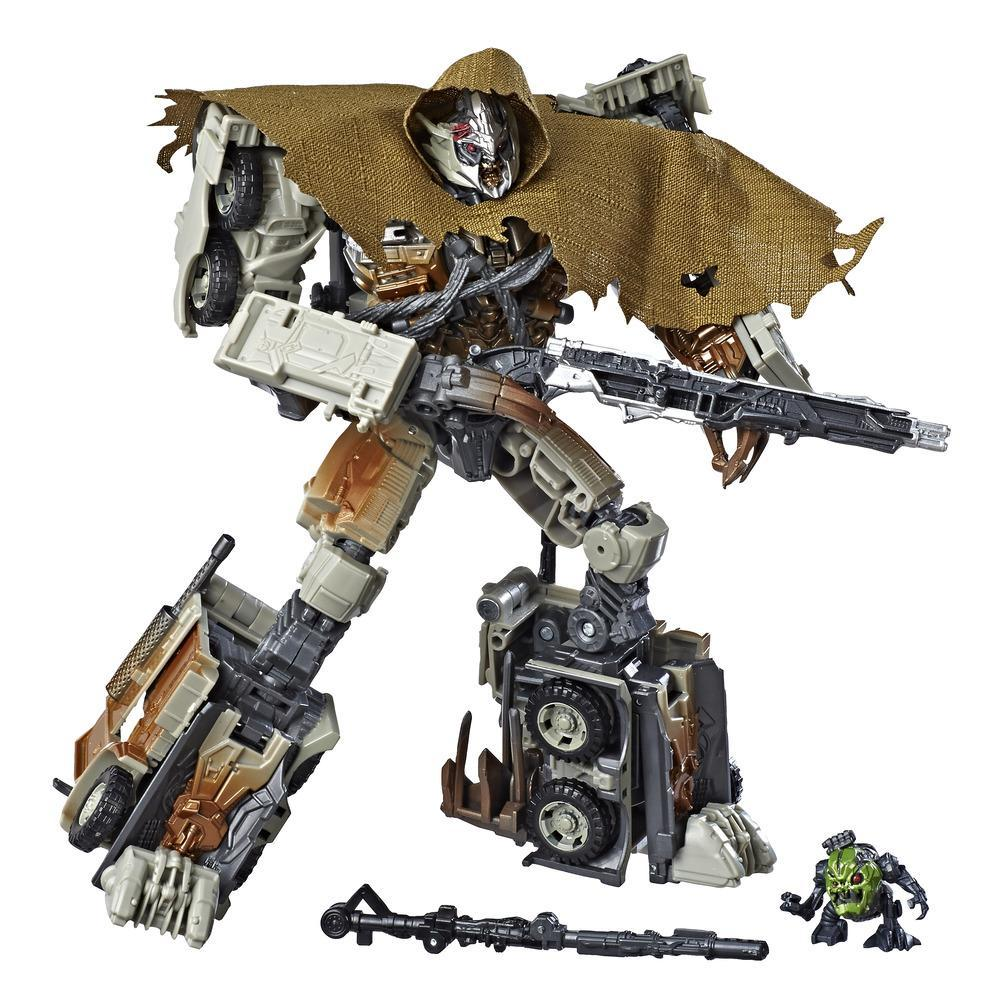 Transformers 3 Dark of the Moon Megatron ACTION Movie marvel Figure Voyager toys