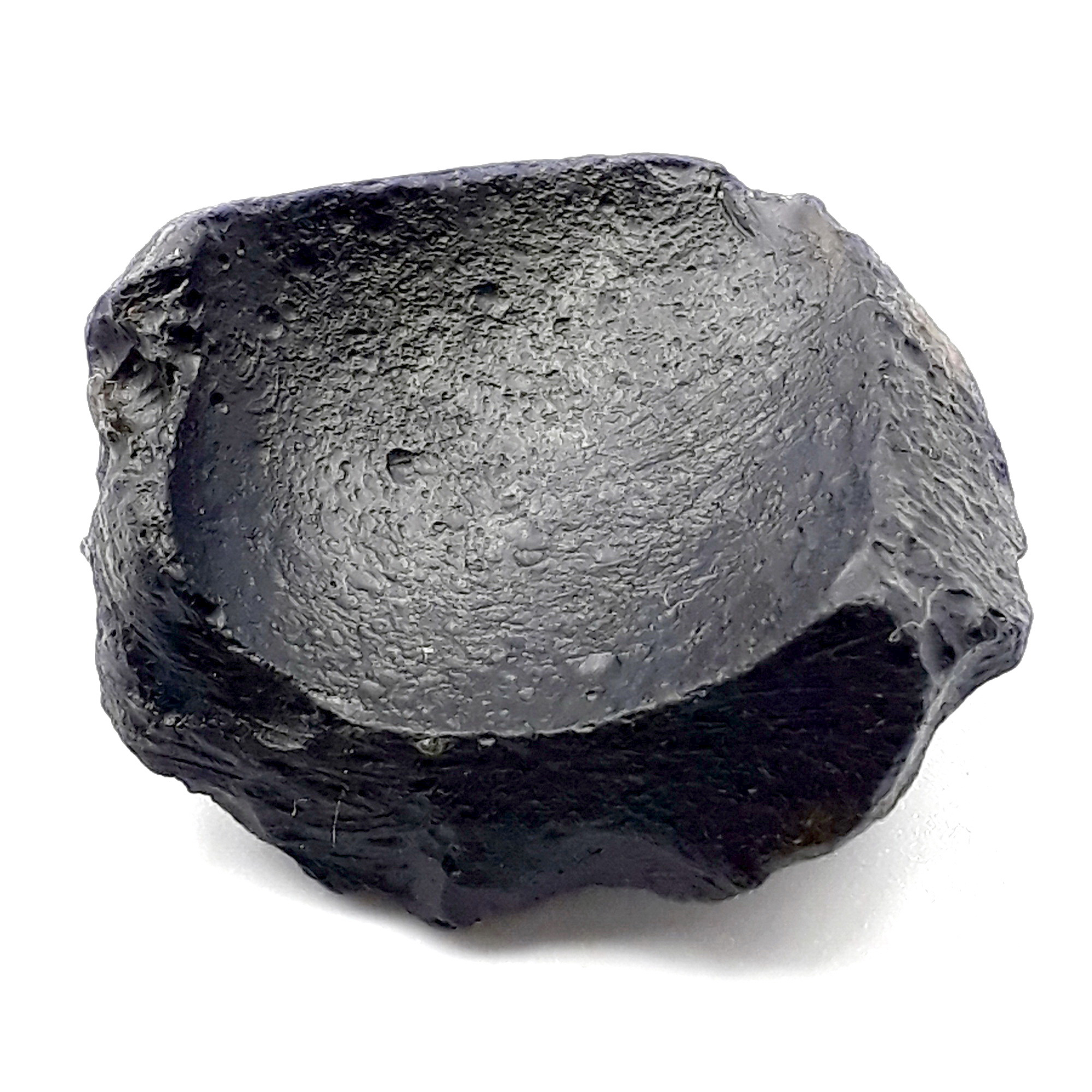 Unique Shape Collectible Collection Indochinite Tektite Meteorite Space Rock 41-44 mm 3 Pcs