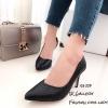 รองเท้าคัทชูหนังสาน (สีดำ)