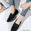 รองเท้าคัทชู Style Tod's (สีดำ)