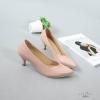 รองเท้าคัทชูหุ้มส้น (สีชมพู)